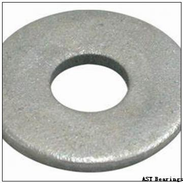 AST 71956AC angular contact ball bearings