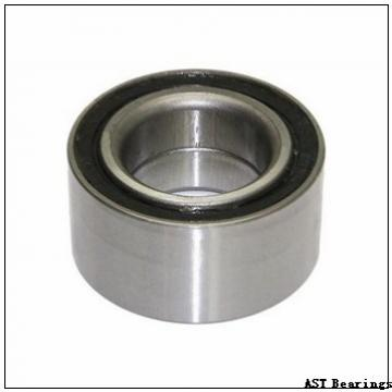 AST 7224AC angular contact ball bearings