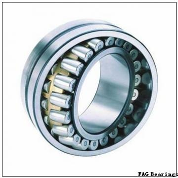 FAG 3008-B-TVH angular contact ball bearings 40 mm x 68 mm x 21 mm
