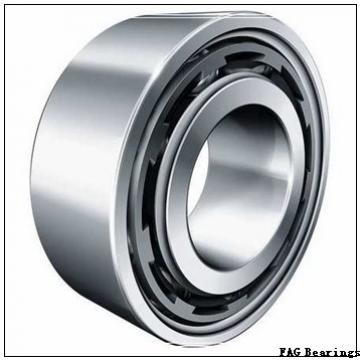 FAG 33017 tapered roller bearings 85 mm x 130 mm x 36 mm