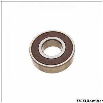 NACHI NU 408 cylindrical roller bearings 40 mm x 110 mm x 27 mm