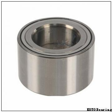KOYO T5ED065 tapered roller bearings 65 mm x 120 mm x 38 mm