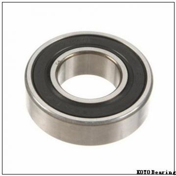 KOYO NU3319 cylindrical roller bearings 95 mm x 200 mm x 77.8 mm