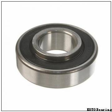 KOYO 3NCHAR015C angular contact ball bearings 75 mm x 115 mm x 20 mm