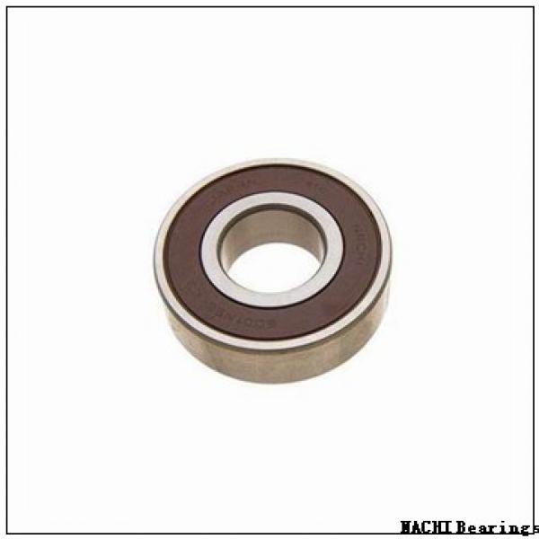NACHI 7310BDT angular contact ball bearings 50 mm x 110 mm x 27 mm  #1 image