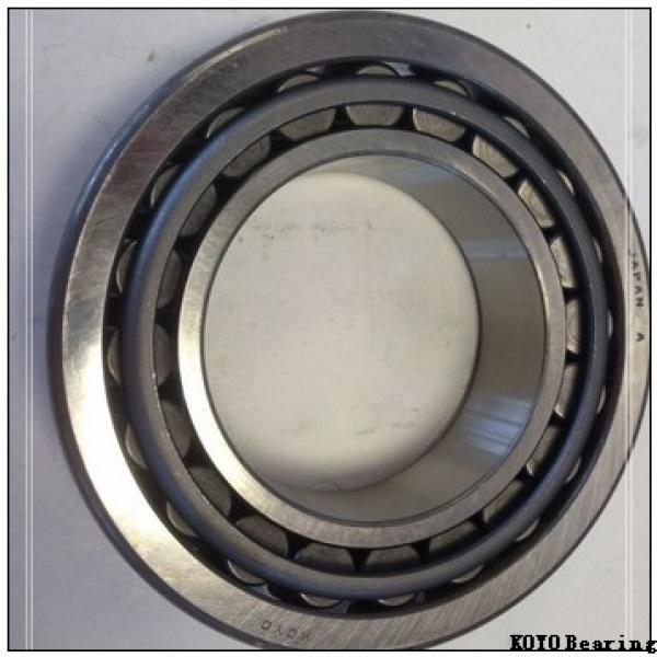 KOYO 23690/23620 tapered roller bearings 34,925 mm x 73,025 mm x 26,975 mm  #1 image
